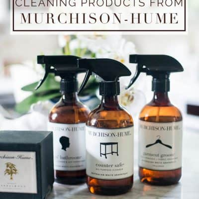 Easy House Cleaning with Murchison-Hume