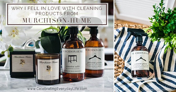 Why I fell in love with Murchison-Hume Cleaning Products