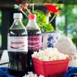 Share A Coke Easy Summer Entertaining