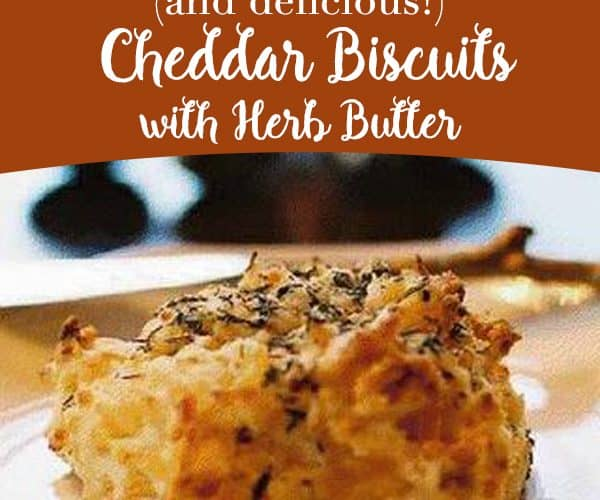How-To: Thanksgiving Cheddar Biscuits