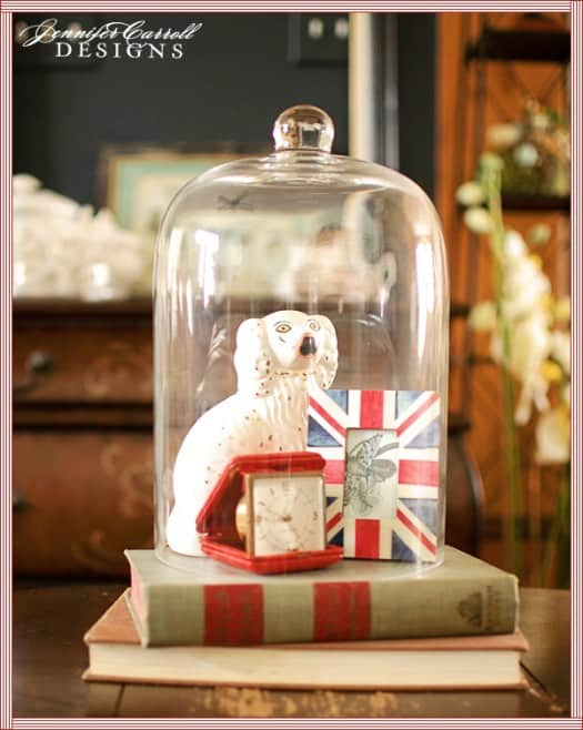 Union Jack at Home {Décor I LOVE}