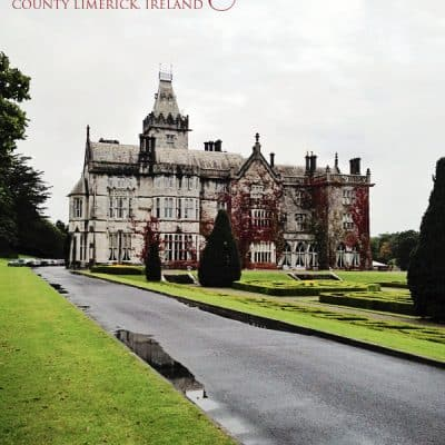 Adare Manor & Village {Picture Perfect Ireland}