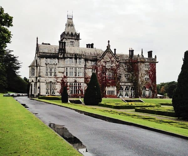 Adare Manor & Village {Picture Perfect Ireland}