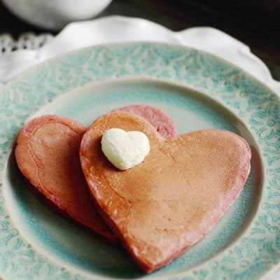 I {heart} Pancakes :: Valentines Day Recipes