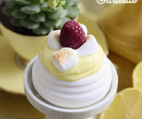 Lemon Meringue Tart {Easter Dessert}