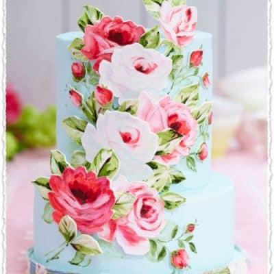 Amazing Cakes in the new issue of Celebrating Everyday Life magazine
