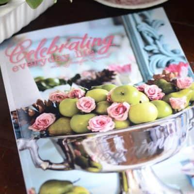 Musing on the Print Edition of Celebrating Everyday Life magazine