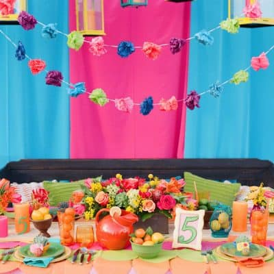 Fun Fiesta Party Ideas for Your Summer Celebrations