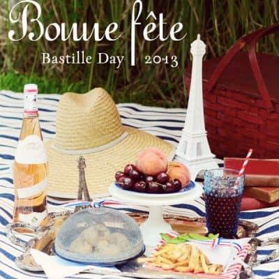Happy Bastille Day 2013 & Ham and Brie en Croute Recipe