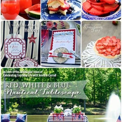 July 4th Recipe and Craft Ideas