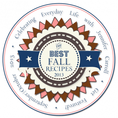 Get Featured! Fall 2013 Recipe Contest
