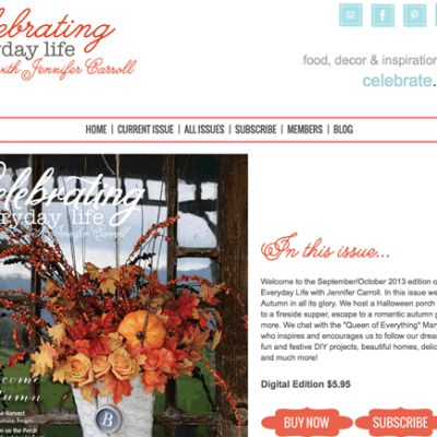 Check out the NEW Jennifer Carroll Media site!