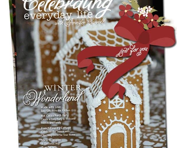 Give the Gift of Celebrating Everyday Life with Digital Gift Subscriptions!!!