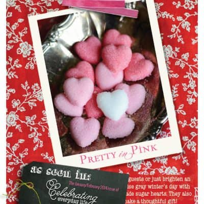 Valentine's Day Recipes & Craft Inspiration from Celebrating Everyday Life