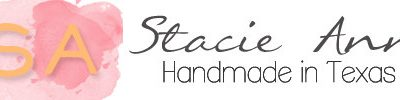 Welcome Stacie Ann! {New Sponsor!}