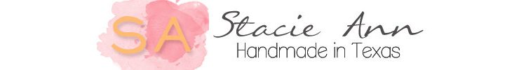 Welcome Stacie Ann! {New Sponsor!}