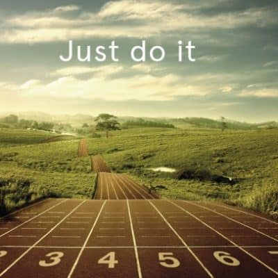 Writing a book, Just Do It!