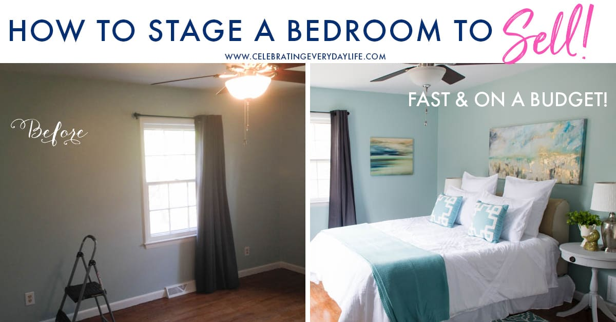 How to stage a bedroom to sell a house 28 images how How to stage a home for sale pictures