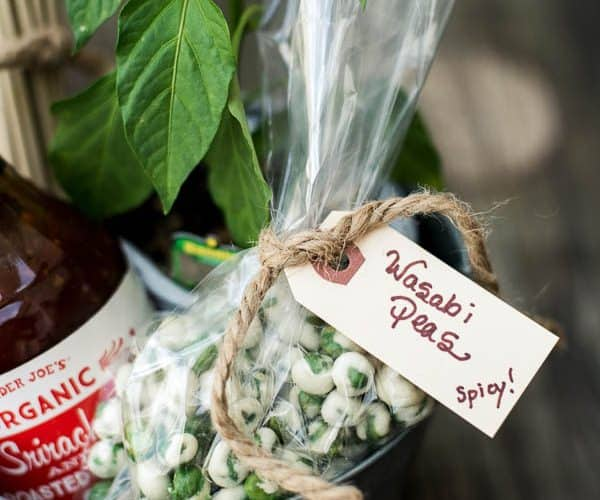 Foodie Father's Day Gift Basket