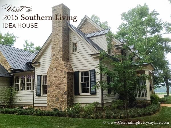 2015 Southern Living Idea House Charlottesville Virginia, Bundoran Farm Idea House, Celebrating Everyday Life with Jennifer Carroll