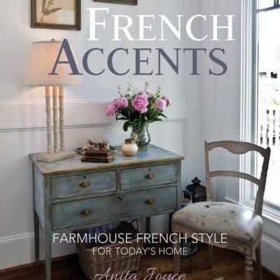On My Bookshelf :: French Accents by Anita Joyce