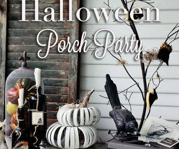 Halloween Porch Party :: Part 1