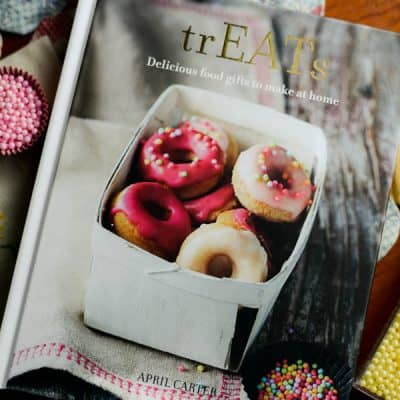 On My Bookshelf :: trEATs by April Carter