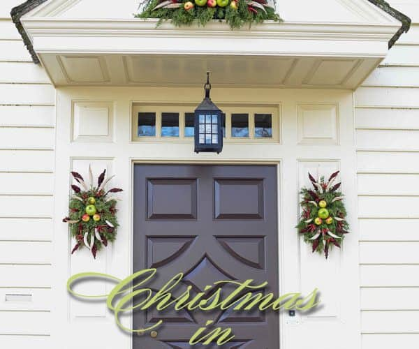 Christmas in Williamsburg 2015 Part 1