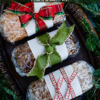 How to Wrap Baked Goods