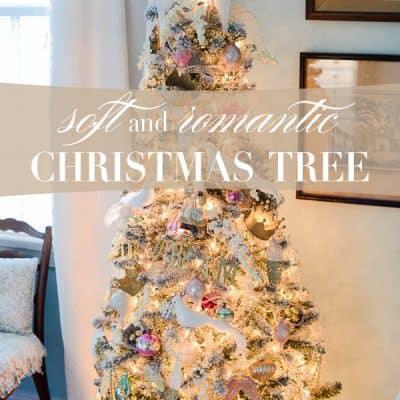 My Soft & Romantic Christmas Tree