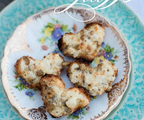 Olive Parmesan Puff recipe