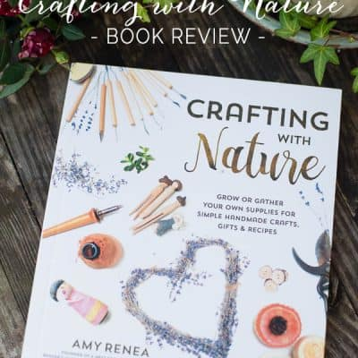 Crafting with Nature Book Review