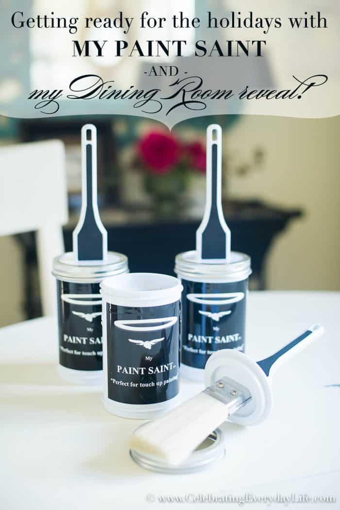 my paint saint, keep paint fresh aid, how to store paint, air tight paint storage, easy paint touchups, Celebrating Everyday Life with Jennifer Carroll