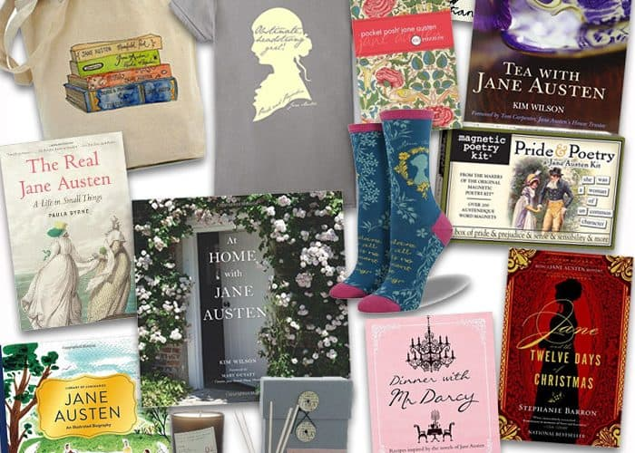 The Ultimate Jane Austen Gift Guide