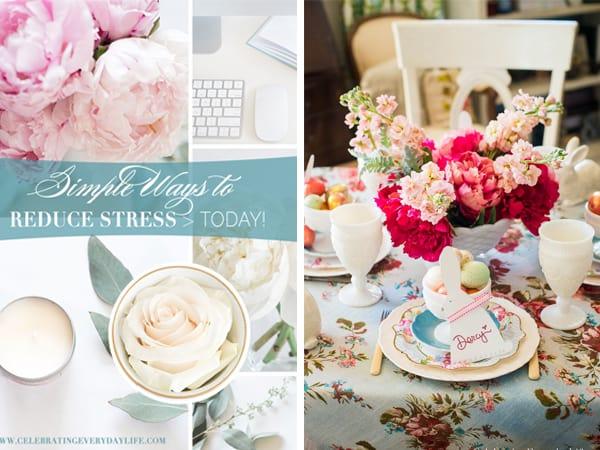 Celebrating Everyday Life collage | CelebratingEverdayLife.com
