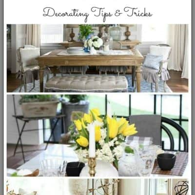 Decorating Tips & Tricks Podcast – Get inspired on the go!