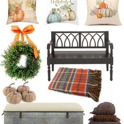 11 Terrific Fall Decor Finds to Welcome Friends
