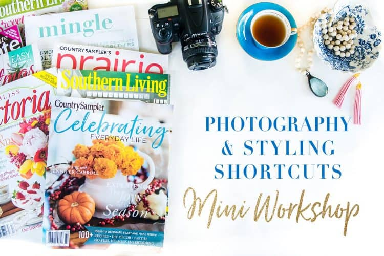 Want Pro Secrets for How to take Magazine Worthy photos?