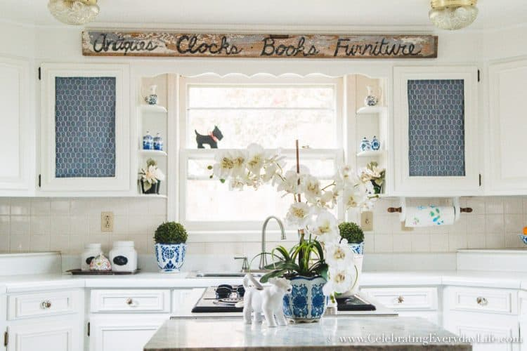 How to have a beautiful kitchen on a budget
