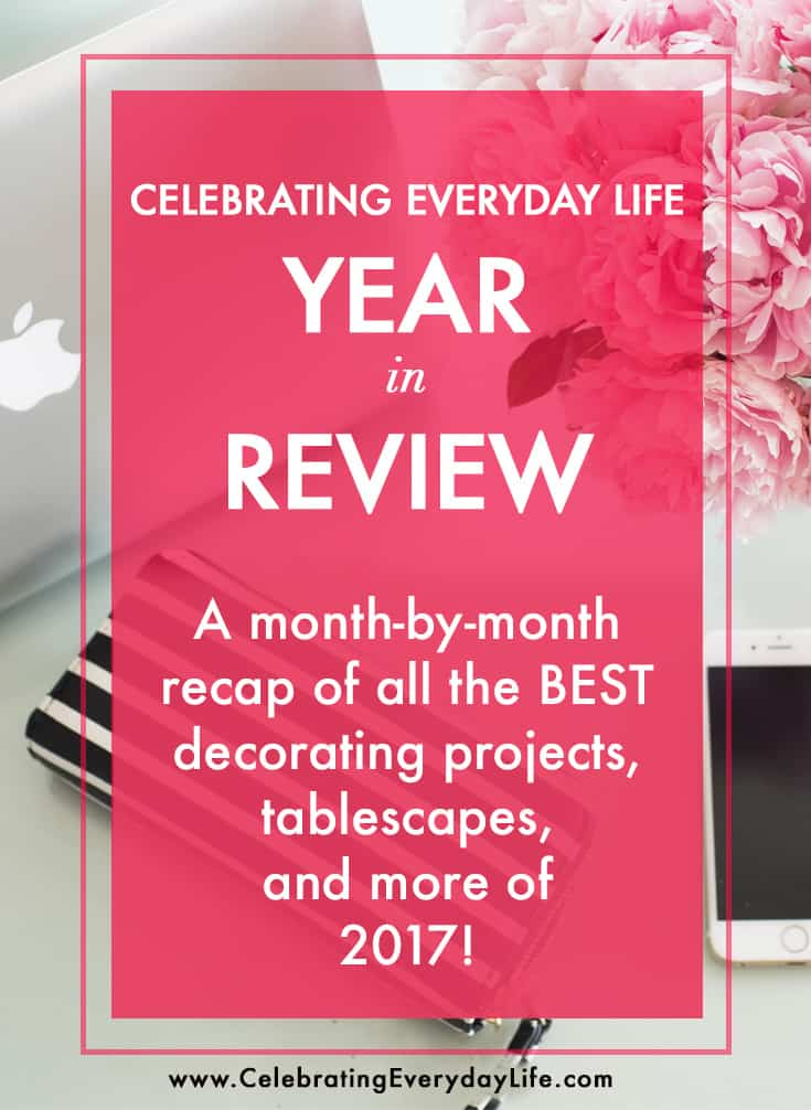 Year In Review – Favorite posts from 2017