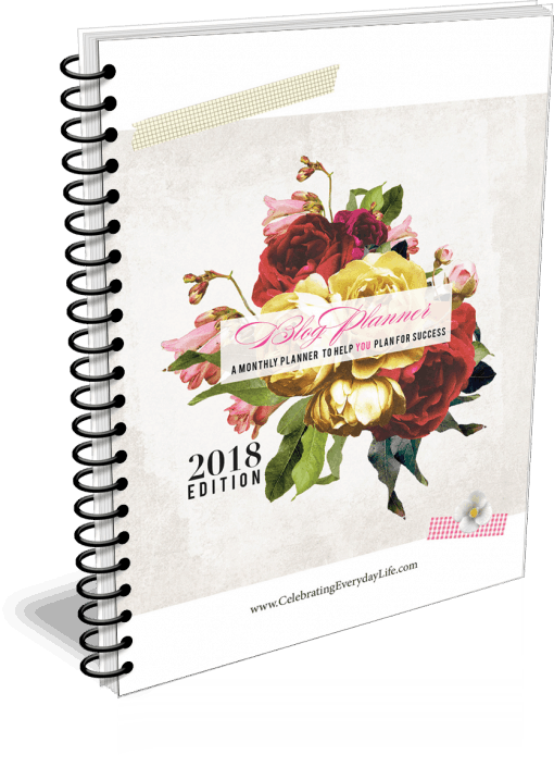 Want to be a better blogger this year? My 2018 Blog Planner can help! It's packed with the tools you need to not only set goals but also to help you achieve them! Because believe it or not, there's never been a better time to be a blogger than right now.
