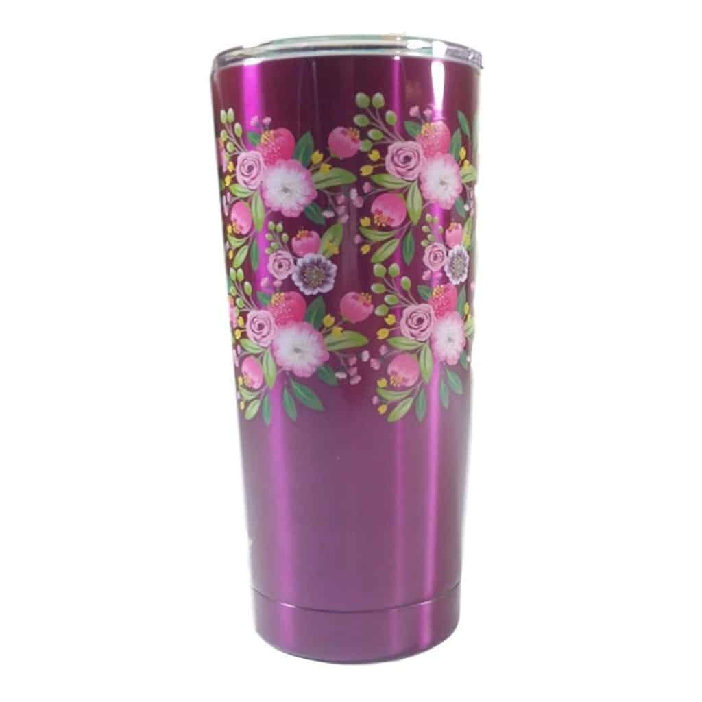 Pioneer Woman floral cup, My Top 10 New Year Essentials to have your best year yet!