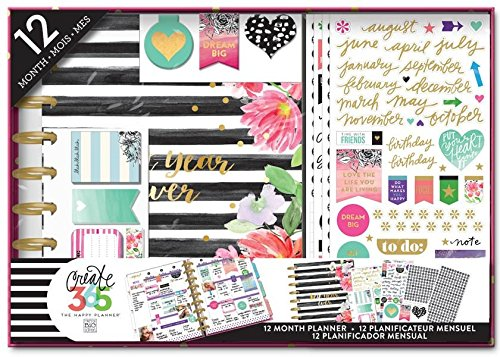 The Happy Planner By Create 365, New Year Essentials to have your best year yet!