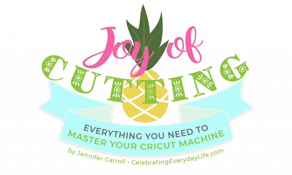 Joy of Cutting course | Celebrating Everyday Life with Jennifer Carroll